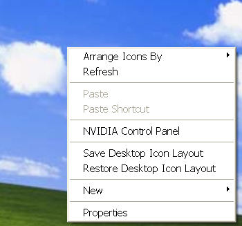 Solway's Desktop Icon Layout Saver
