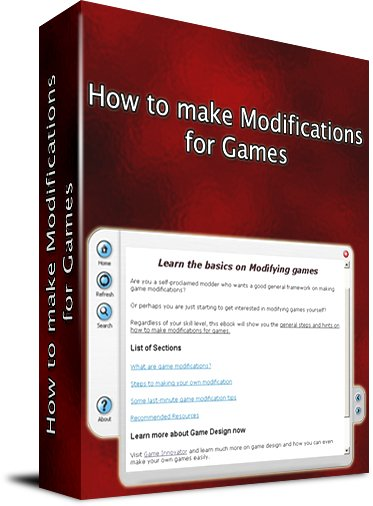 How to make Modifications for Games