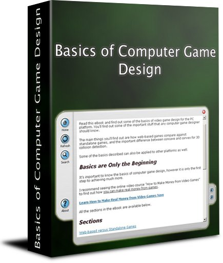 Basics of Computer Game Design eBook