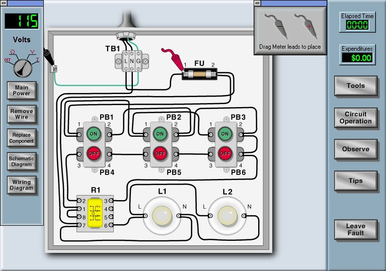 Electrical wiring diagram softwares free download freewares basic electrical troubleshooting asfbconference2016 Images