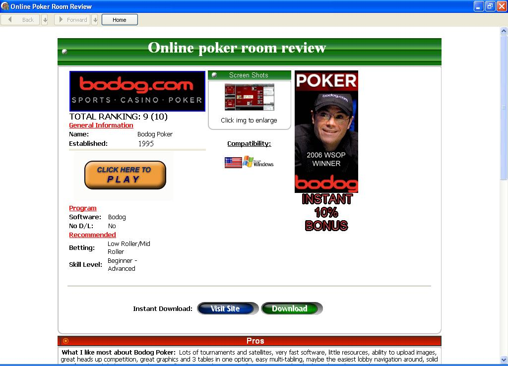 Crown poker room review