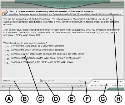 TestKing SSCP Exam Simulator 2.1