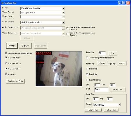 VideoCap Pro Video Capture ActiveX OCX