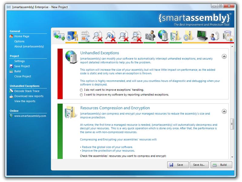 {smartassembly} .NET Obfuscator