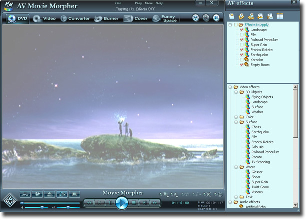 av video morpher desktop utilities miscellaneous free