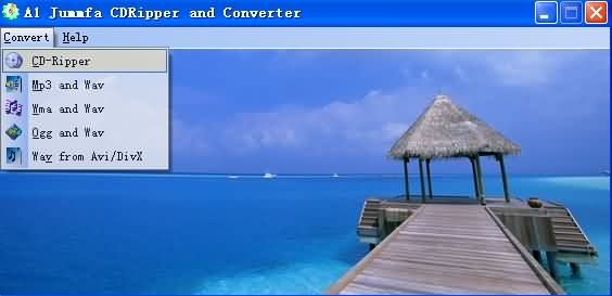 A1 Jummfa CDRipper and Converter
