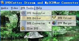 DVDCutter Stream Mp3CDWav Converter Std