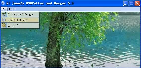 A1 Jummfa DVDCutter and Merger