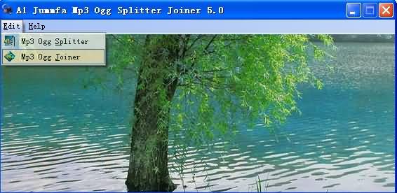 A1 Jummfa Mp3 Ogg Splitter Joiner
