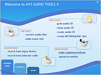 AVS Audio Tools Platinum