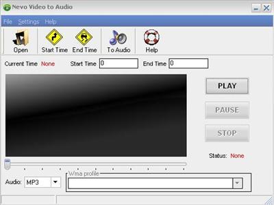 Nevo Video to Audio Converter 2008