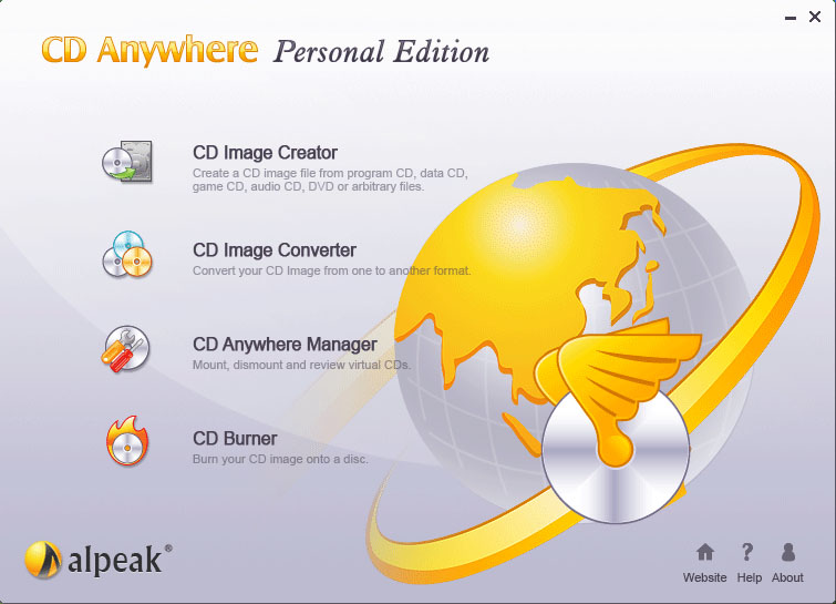 CD Anywhere Personal Edition