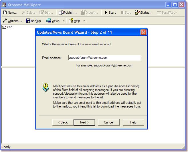 Xtreeme MailXpert Standard Edition