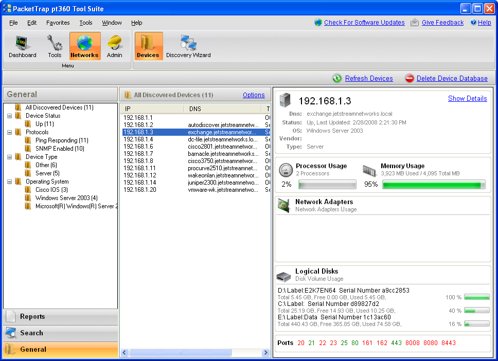 Packettrap Cisco Configurator Internet System Utilities