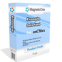 osCMax Cart Froogle Data Feed