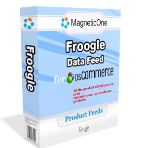 osCommerce Froogle Data Feed