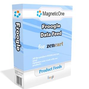 Zen Cart Froogle Data Feed
