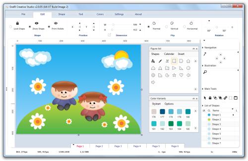 flyer templates softwares - Free download - FreeWares ...