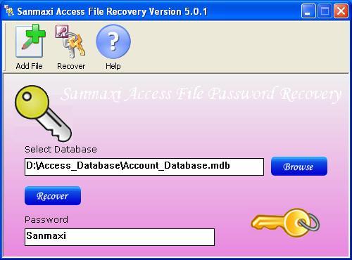 Unlock Access Database