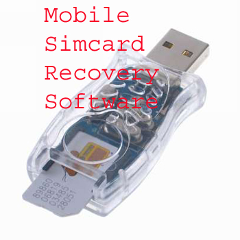Mobile phone sim card data recovery software free download