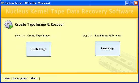 Tape Data Recovery