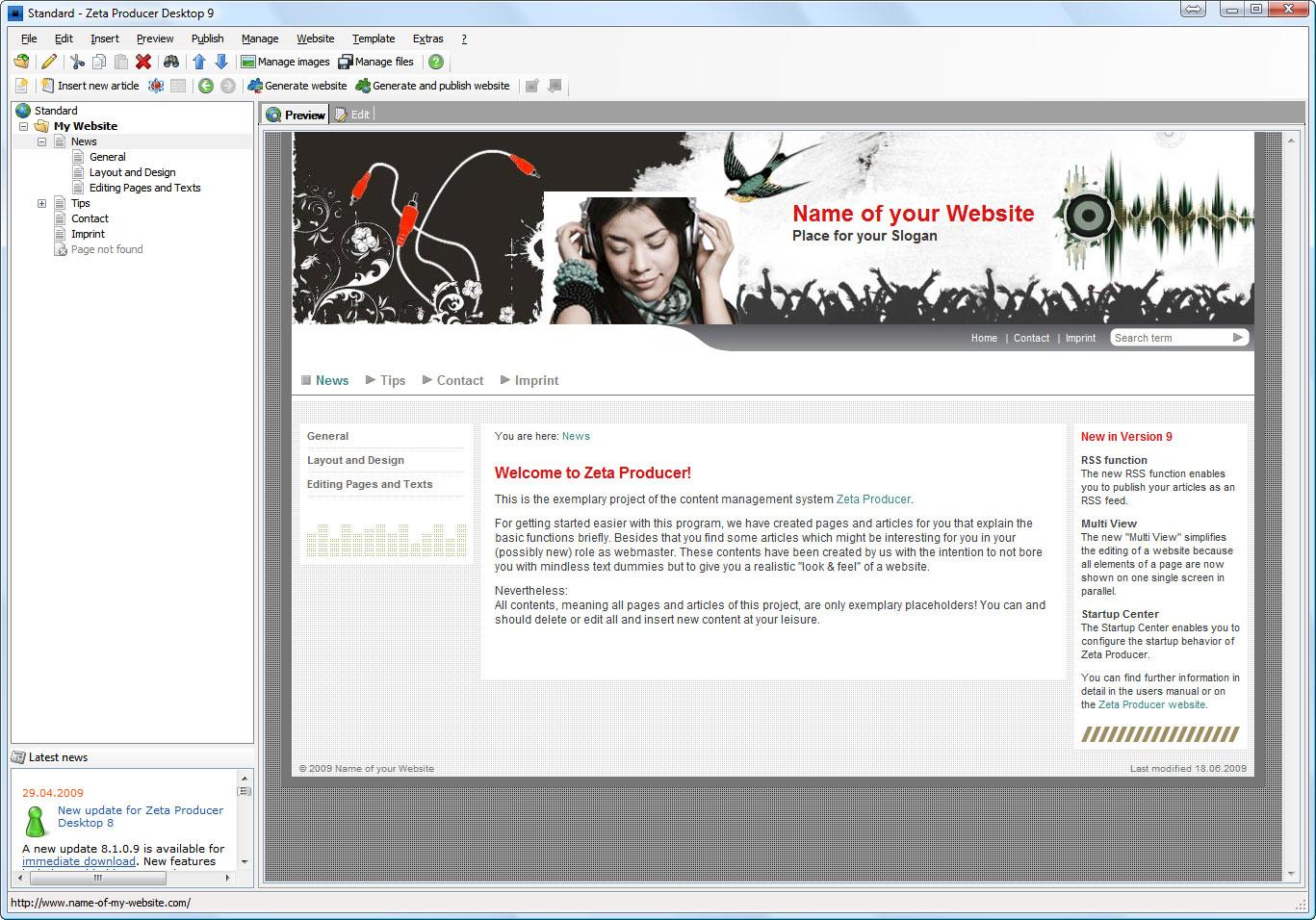 Zeta Softwares Free Download Freewares