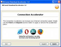 BitComet Download Accelerator