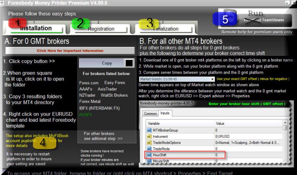 Free forex signal generator software