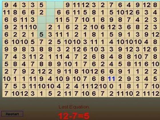 Math Worm 2.0