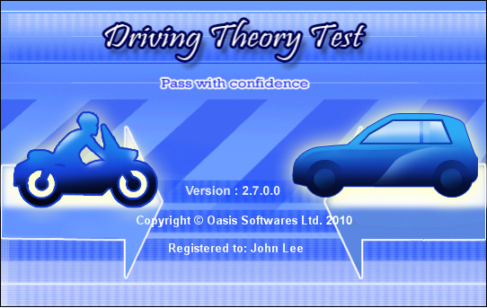 FREE latest driving test Qs,hazard clips