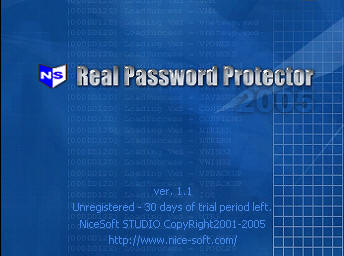 Real Password Protector 2005